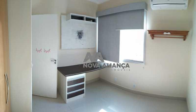 Quarto 2-1 - Cobertura 3 quartos à venda Rio Comprido, Rio de Janeiro - R$ 580.000 - NTCO30136 - 10