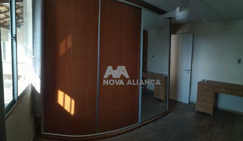 Quarto 3 - Cobertura 3 quartos à venda Rio Comprido, Rio de Janeiro - R$ 580.000 - NTCO30136 - 14