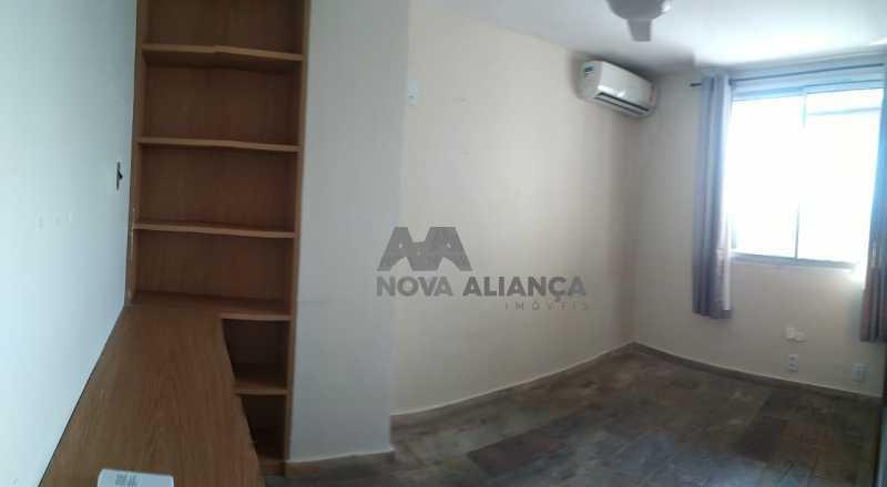 Quarto 3-2 - Cobertura 3 quartos à venda Rio Comprido, Rio de Janeiro - R$ 580.000 - NTCO30136 - 13