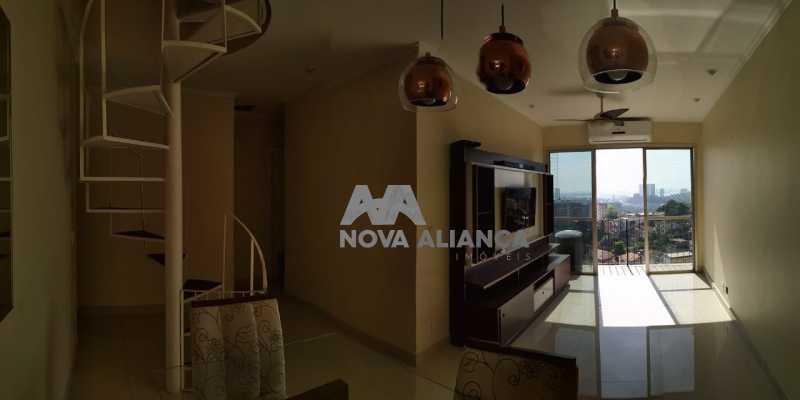 Sala - Escada - Cobertura 3 quartos à venda Rio Comprido, Rio de Janeiro - R$ 580.000 - NTCO30136 - 8