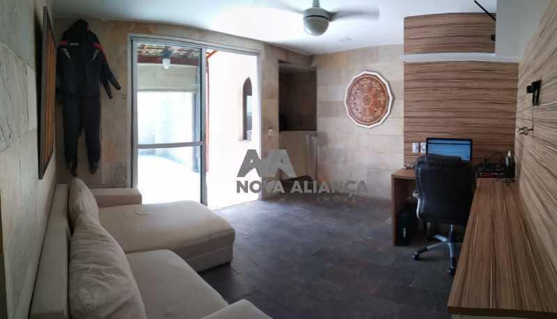 Sala 2 Andar - Cobertura 3 quartos à venda Rio Comprido, Rio de Janeiro - R$ 580.000 - NTCO30136 - 7