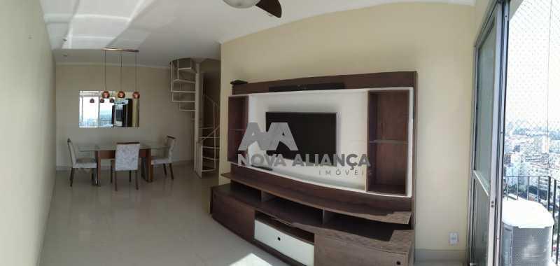 Sala Térreo - Cobertura 3 quartos à venda Rio Comprido, Rio de Janeiro - R$ 580.000 - NTCO30136 - 9