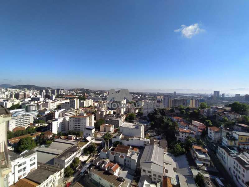 Vista 1-1 - Cobertura 3 quartos à venda Rio Comprido, Rio de Janeiro - R$ 580.000 - NTCO30136 - 3