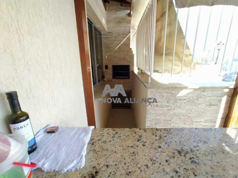 Área Externa 1-4 - Cobertura 3 quartos à venda Rio Comprido, Rio de Janeiro - R$ 580.000 - NTCO30136 - 25