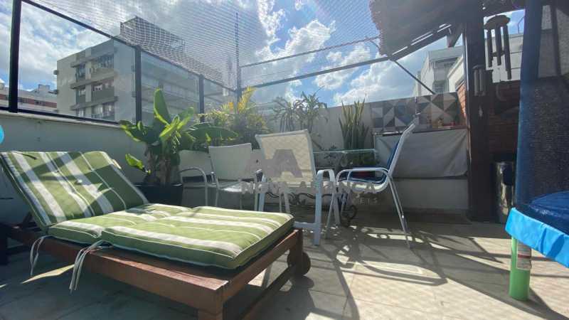 a2 - Cobertura 3 quartos à venda Ipanema, Rio de Janeiro - R$ 4.900.000 - NSCO30083 - 1