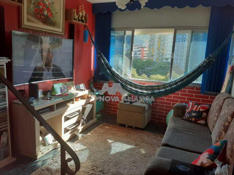 82b00a4c-8121-4134-806f-209763 - Apartamento à venda Avenida Padre Leonel Franca,Gávea, Rio de Janeiro - R$ 650.000 - NBAP22243 - 3
