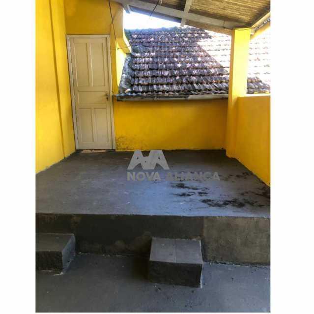 0cd9c02e-cdc6-41e4-882d-5fae61 - Casa de Vila à venda Rua Maria Eugênia,Humaitá, Rio de Janeiro - R$ 1.210.000 - NSCV30007 - 11