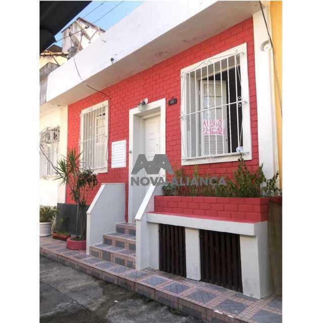 2f313d89-14ec-4002-97cc-428eac - Casa de Vila à venda Rua Maria Eugênia,Humaitá, Rio de Janeiro - R$ 1.210.000 - NSCV30007 - 1