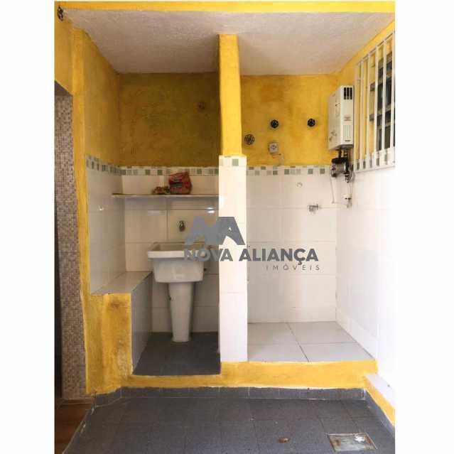 9be35faf-4cc0-4dc4-b232-e1dcc2 - Casa de Vila à venda Rua Maria Eugênia,Humaitá, Rio de Janeiro - R$ 1.210.000 - NSCV30007 - 13