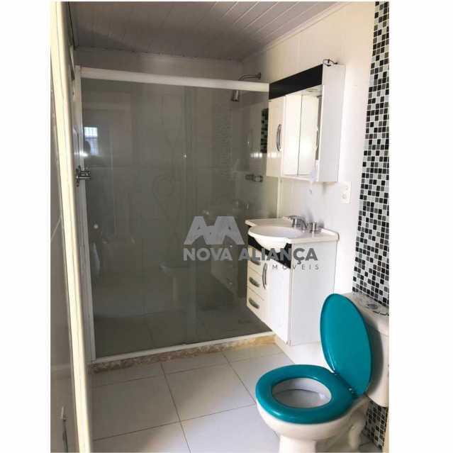 a90b839b-5d0e-4c00-aa8c-47b1ce - Casa de Vila à venda Rua Maria Eugênia,Humaitá, Rio de Janeiro - R$ 1.210.000 - NSCV30007 - 10