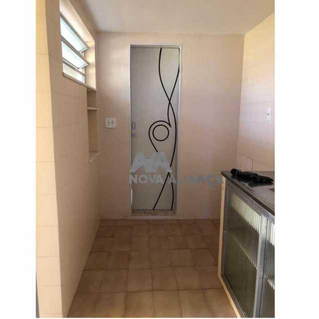 b571a7d6-cc0b-413a-802c-e23f17 - Casa de Vila à venda Rua Maria Eugênia,Humaitá, Rio de Janeiro - R$ 1.210.000 - NSCV30007 - 8