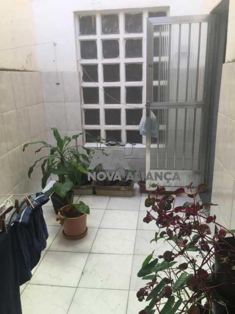 Área Externa - Apartamento à venda Rua Barão de Iguatemi,Praça da Bandeira, Rio de Janeiro - R$ 380.000 - NTAP21825 - 4