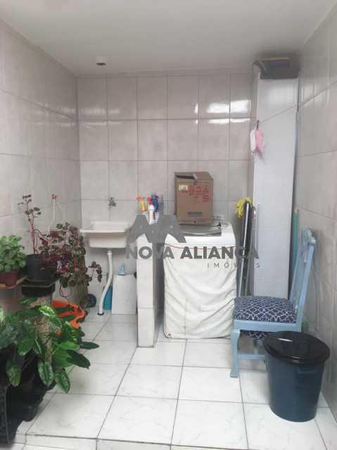 Área Serviço - Apartamento à venda Rua Barão de Iguatemi,Praça da Bandeira, Rio de Janeiro - R$ 380.000 - NTAP21825 - 21