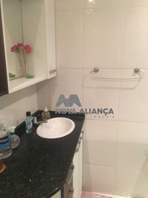 Banheiro Social 1-1 - Apartamento à venda Rua Barão de Iguatemi,Praça da Bandeira, Rio de Janeiro - R$ 380.000 - NTAP21825 - 23