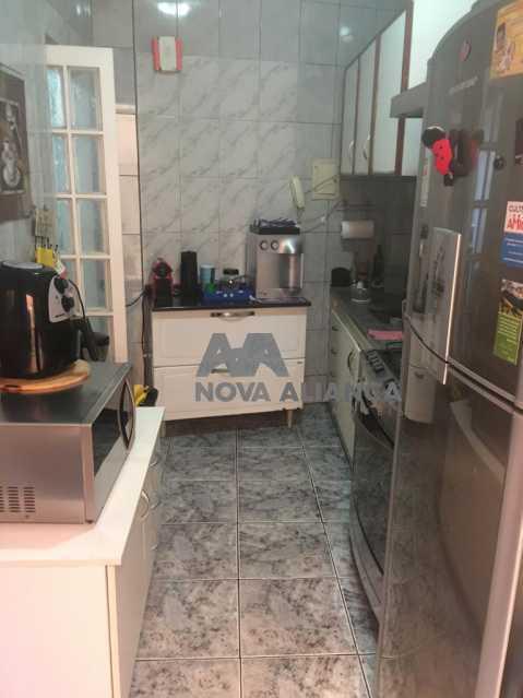 Cozinha 1-1 - Apartamento à venda Rua Barão de Iguatemi,Praça da Bandeira, Rio de Janeiro - R$ 380.000 - NTAP21825 - 1