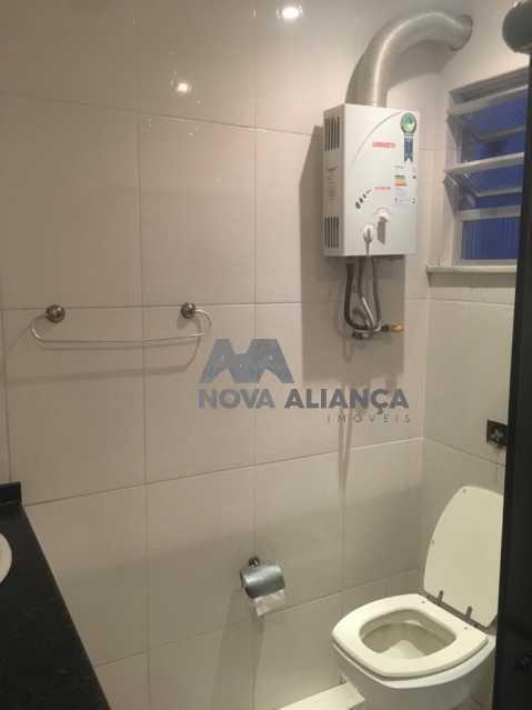 Gás Banheiro Social - Apartamento à venda Rua Barão de Iguatemi,Praça da Bandeira, Rio de Janeiro - R$ 380.000 - NTAP21825 - 26