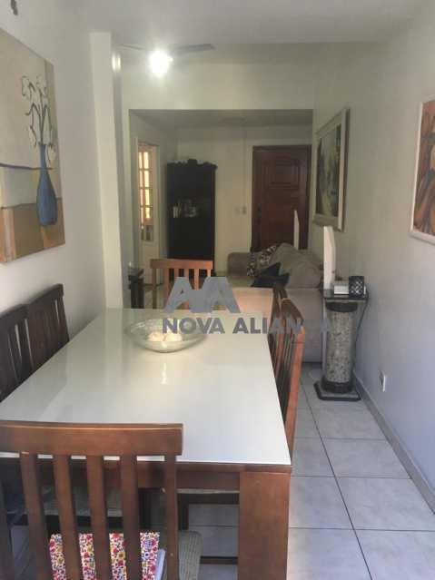 Sala + Sala Jantar - Apartamento à venda Rua Barão de Iguatemi,Praça da Bandeira, Rio de Janeiro - R$ 380.000 - NTAP21825 - 10