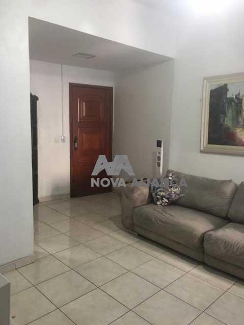 Sala 1-1 - Apartamento à venda Rua Barão de Iguatemi,Praça da Bandeira, Rio de Janeiro - R$ 380.000 - NTAP21825 - 5