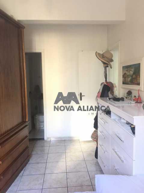 Suíte 2 - Apartamento à venda Rua Barão de Iguatemi,Praça da Bandeira, Rio de Janeiro - R$ 380.000 - NTAP21825 - 13