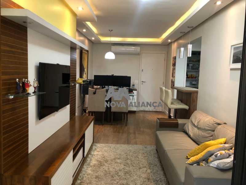 72094ff1-6c2d-407b-a53c-9316c4 - Apartamento 3 quartos à venda Grajaú, Rio de Janeiro - R$ 650.000 - NCAP31588 - 3