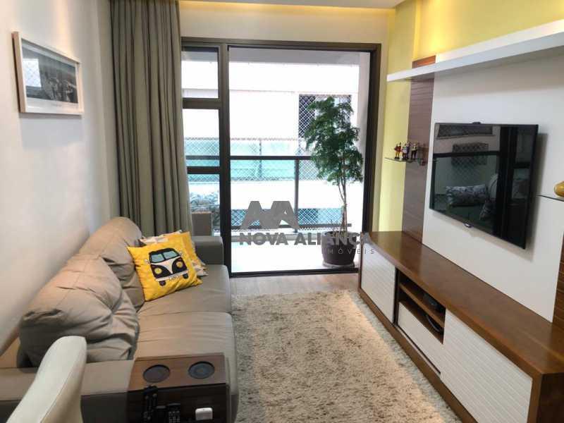 f60d0887-406b-4476-9ec2-a1db66 - Apartamento 3 quartos à venda Grajaú, Rio de Janeiro - R$ 650.000 - NCAP31588 - 1