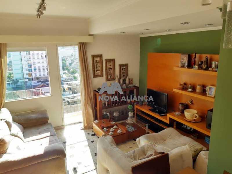860010439624244 - Cobertura 3 quartos à venda Vila Isabel, Rio de Janeiro - R$ 670.000 - NTCO30141 - 3