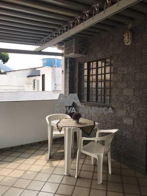 WhatsApp Image 2020-08-12 at 0 - Casa de Vila à venda Rua Lópes Quintas,Jardim Botânico, Rio de Janeiro - R$ 1.200.000 - NBCV00006 - 25