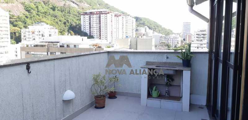 2bf03c30-517a-48b1-9870-b28ad6 - Cobertura à venda Rua Visconde de Silva,Botafogo, Rio de Janeiro - R$ 950.000 - NBCO20081 - 22