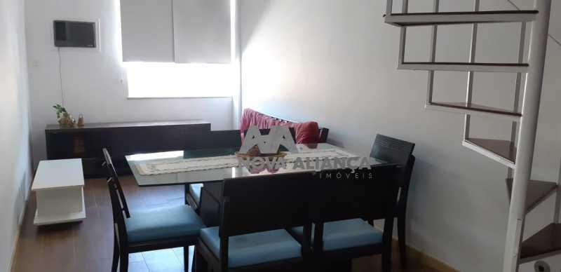 2df6e12e-9565-4acf-9d62-9f70ee - Cobertura à venda Rua Visconde de Silva,Botafogo, Rio de Janeiro - R$ 950.000 - NBCO20081 - 3