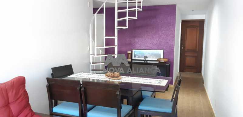 5c94308f-2ed6-4540-9510-a5a59c - Cobertura à venda Rua Visconde de Silva,Botafogo, Rio de Janeiro - R$ 950.000 - NBCO20081 - 4