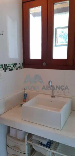 87a65efa-e3c6-4b1a-b066-eacd9f - Cobertura à venda Rua Visconde de Silva,Botafogo, Rio de Janeiro - R$ 950.000 - NBCO20081 - 17