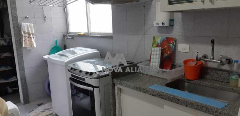 773ebe7e-1bf7-4b42-87ae-4bba56 - Cobertura à venda Rua Visconde de Silva,Botafogo, Rio de Janeiro - R$ 950.000 - NBCO20081 - 10