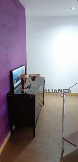 1226e97d-1254-44e1-a035-7e72b0 - Cobertura à venda Rua Visconde de Silva,Botafogo, Rio de Janeiro - R$ 950.000 - NBCO20081 - 5