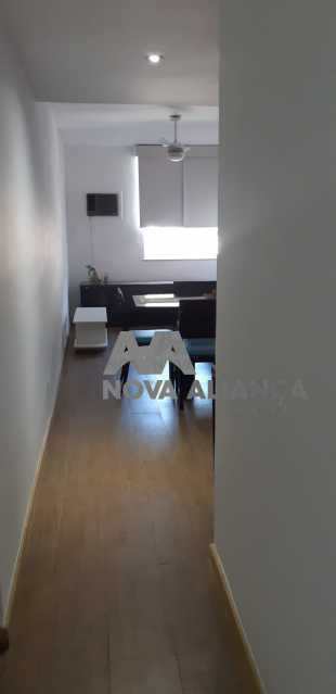 d759db89-8fc2-4b8a-8cfd-0bf928 - Cobertura à venda Rua Visconde de Silva,Botafogo, Rio de Janeiro - R$ 950.000 - NBCO20081 - 1