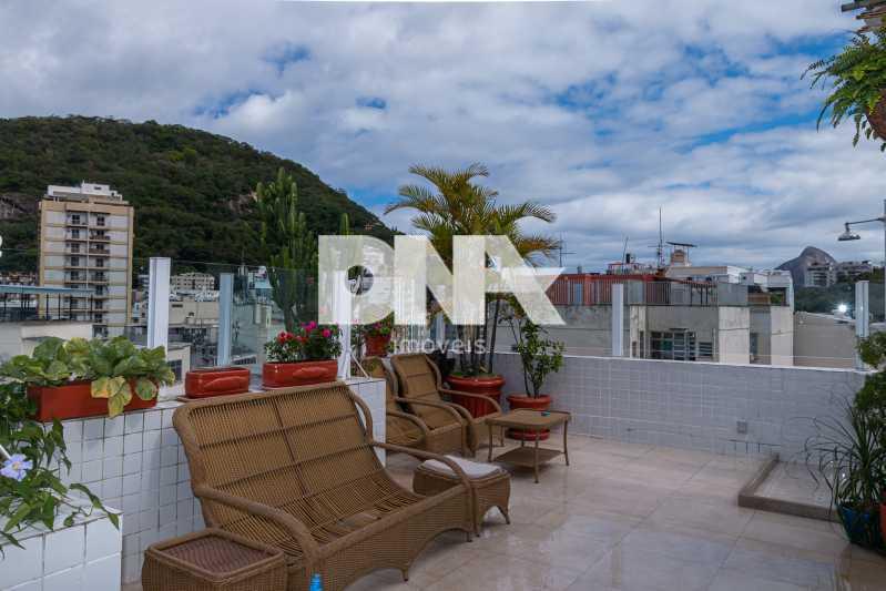 IMG_5280 - Cobertura à venda Rua do Humaitá,Humaitá, Rio de Janeiro - R$ 1.650.000 - NBCO20082 - 5