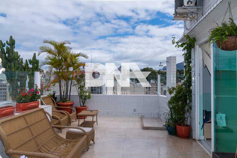 IMG_5281 - Cobertura à venda Rua do Humaitá,Humaitá, Rio de Janeiro - R$ 1.650.000 - NBCO20082 - 6