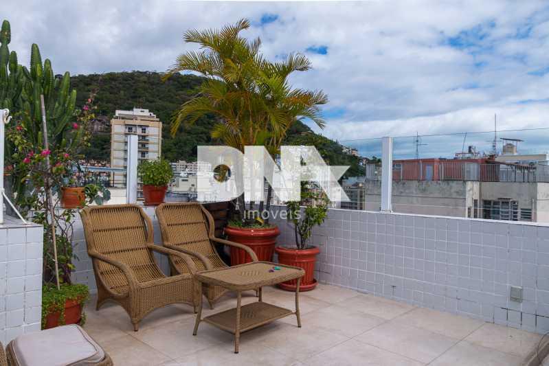 IMG_5282 - Cobertura à venda Rua do Humaitá,Humaitá, Rio de Janeiro - R$ 1.650.000 - NBCO20082 - 7