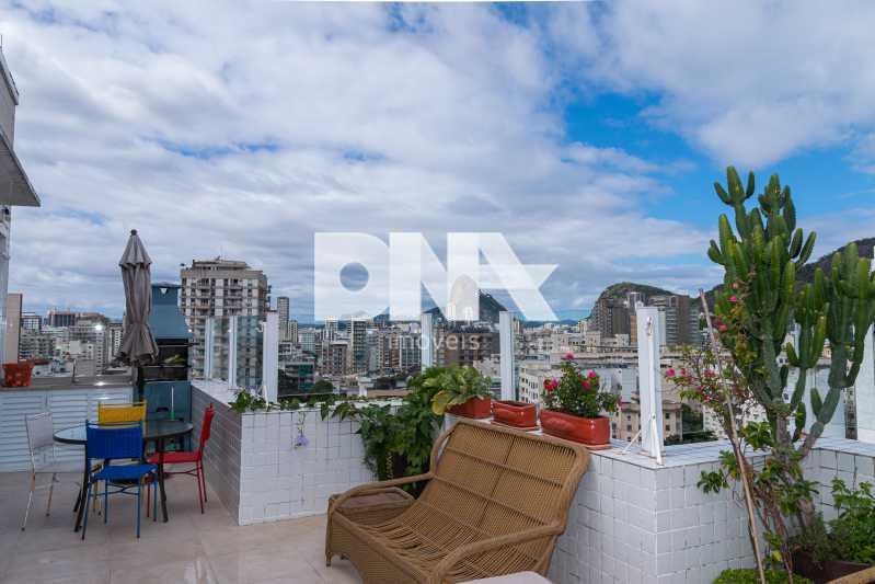 IMG_5287 - Cobertura à venda Rua do Humaitá,Humaitá, Rio de Janeiro - R$ 1.650.000 - NBCO20082 - 11