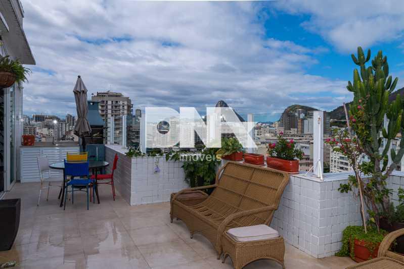 IMG_5288 - Cobertura à venda Rua do Humaitá,Humaitá, Rio de Janeiro - R$ 1.650.000 - NBCO20082 - 12