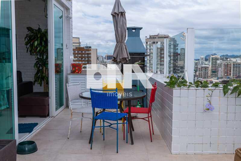 IMG_5289 - Cobertura à venda Rua do Humaitá,Humaitá, Rio de Janeiro - R$ 1.650.000 - NBCO20082 - 13