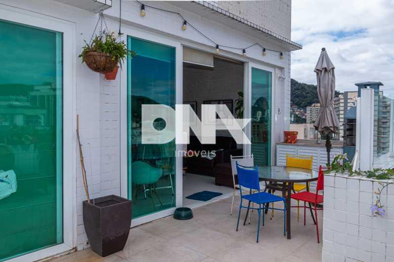 IMG_5290 - Cobertura à venda Rua do Humaitá,Humaitá, Rio de Janeiro - R$ 1.650.000 - NBCO20082 - 14