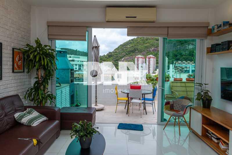 IMG_5291 - Cobertura à venda Rua do Humaitá,Humaitá, Rio de Janeiro - R$ 1.650.000 - NBCO20082 - 15