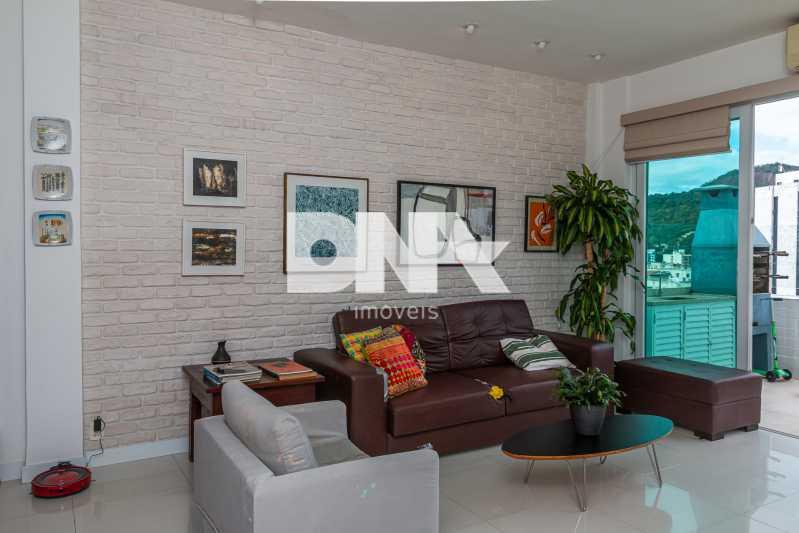 IMG_5294 - Cobertura à venda Rua do Humaitá,Humaitá, Rio de Janeiro - R$ 1.650.000 - NBCO20082 - 16