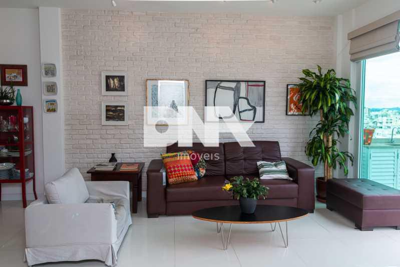 IMG_5296 - Cobertura à venda Rua do Humaitá,Humaitá, Rio de Janeiro - R$ 1.650.000 - NBCO20082 - 17