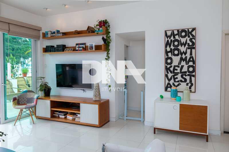 IMG_5297 - Cobertura à venda Rua do Humaitá,Humaitá, Rio de Janeiro - R$ 1.650.000 - NBCO20082 - 18