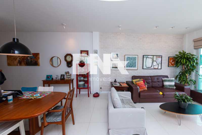 IMG_5298 - Cobertura à venda Rua do Humaitá,Humaitá, Rio de Janeiro - R$ 1.650.000 - NBCO20082 - 19