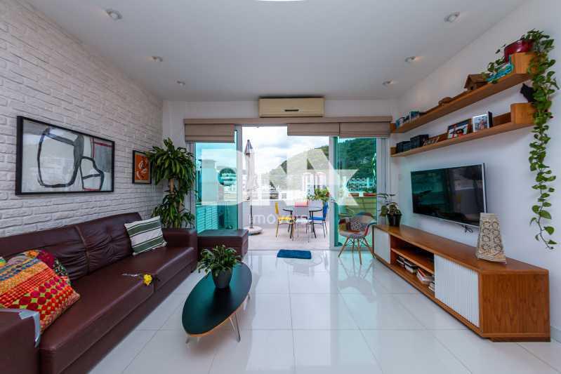 IMG_5303 - Cobertura à venda Rua do Humaitá,Humaitá, Rio de Janeiro - R$ 1.650.000 - NBCO20082 - 24