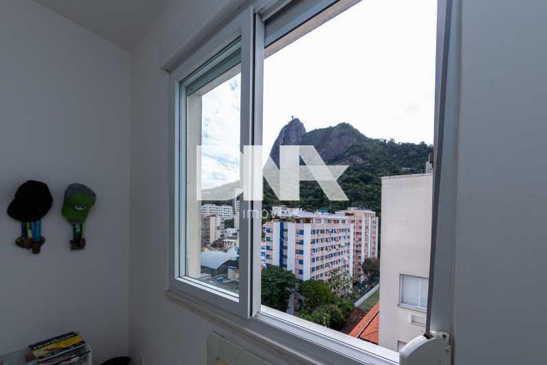 IMG_5308 - Cobertura à venda Rua do Humaitá,Humaitá, Rio de Janeiro - R$ 1.650.000 - NBCO20082 - 29