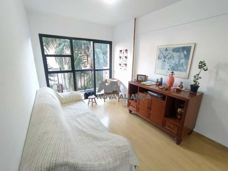 Sala 1-2 - Apartamento à venda Rua Pereira de Almeida,Praça da Bandeira, Rio de Janeiro - R$ 500.000 - NTAP21888 - 1