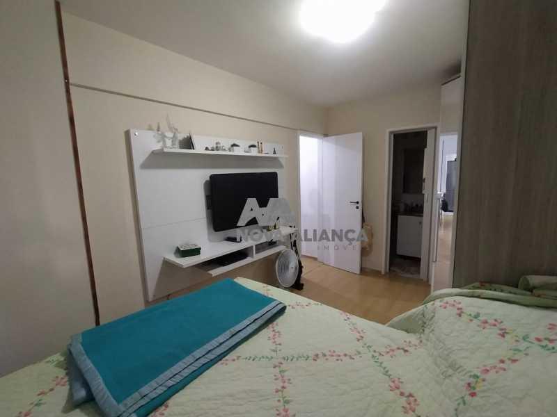 Suíte 1-1 - Apartamento à venda Rua Pereira de Almeida,Praça da Bandeira, Rio de Janeiro - R$ 500.000 - NTAP21888 - 8